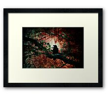 Tempting Fate Framed Print