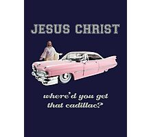 Where'd You Get That Cadillac? Photographic Print