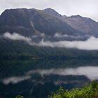 Early morning at Lake Gunn, New Zealand by Elana Bailey