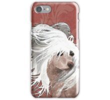Chinese Crested  iPhone Case/Skin