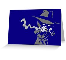 Tracer Bullet, Private Eye Greeting Card