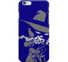 Tracer Bullet, Private Eye iPhone Case/Skin