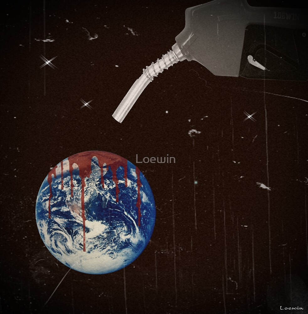 Kill your mother by Loewin