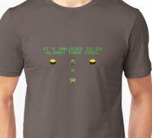 Take This - Shamrock Unisex T-Shirt