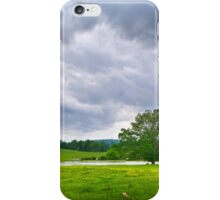 The storm builds.... iPhone Case/Skin