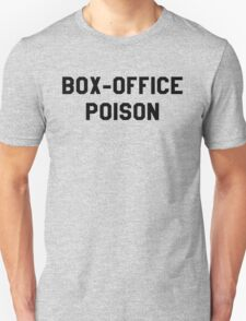 Box Office Poison- Black T-Shirt