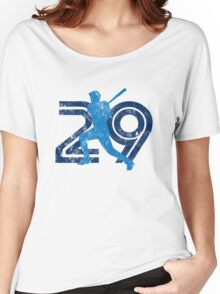 Toronto No. 29 Women's Relaxed Fit T-Shirt