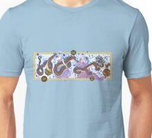Celestial Dragon Banner Unisex T-Shirt