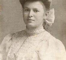 Ellen Carlass-Flower 1888-1966 by EdsMum