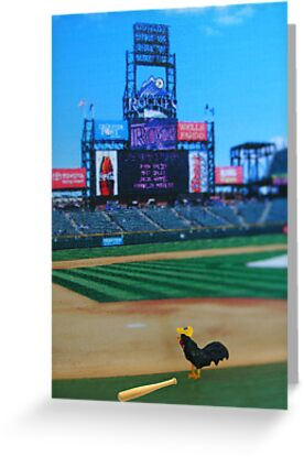 Randy was kicked off the team for hitting nothing but fowl balls….what the heck did they expect?!?!? by Susan Littlefield