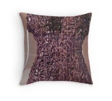 dress form Throw Pillow