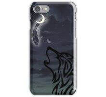 wolf promise iPhone Case/Skin