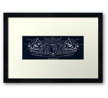 Wind Waker Framed Print