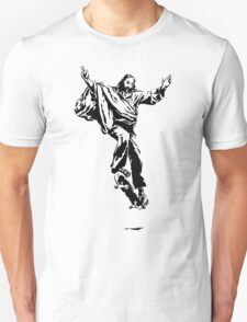 Ollie Christ (black on light tee) T-Shirt