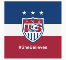 #SheBelieves | USWNT Kids Clothes