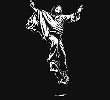 Ollie Christ (white on dark Tee) Unisex T-Shirt
