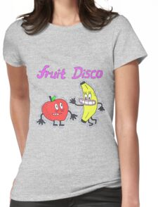 Fruit Disco Womens Fitted T-Shirt