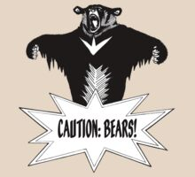 Steel Ball Run - Caution: Bears ! by Dandyguy