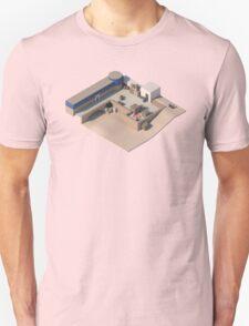 de_dust2 A Site CSGO T-Shirt