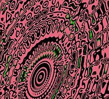 The Eye number 5 by Phil Drury