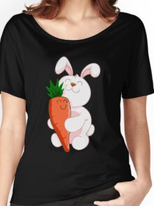 BUNNY LOVE! Women's Relaxed Fit T-Shirt