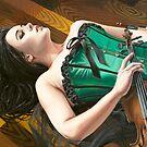 The Fiddler on the Floor by ArtByRM