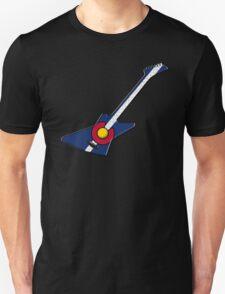 Colorado Rocks Hard! Unisex T-Shirt