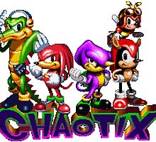 Chaotix by Lupianwolf