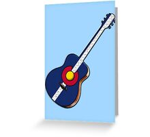 Colorado Rocks! Greeting Card