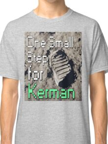 One Small Step for [a] Kerman... - KSP Classic T-Shirt