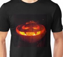 Vampire pumpkin Unisex T-Shirt