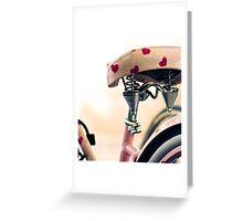 Love Seat Greeting Card