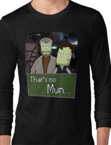 That's No Mun - KSP Long Sleeve T-Shirt