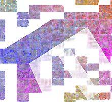 Thinking Mottled Blocks by mrthink