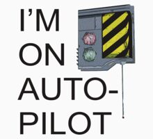 I'm On Auto-Pilot (MechJeb) - KSP Kids Tee