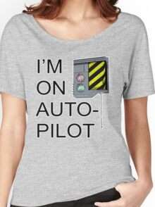 I'm On Auto-Pilot (MechJeb) - KSP Women's Relaxed Fit T-Shirt