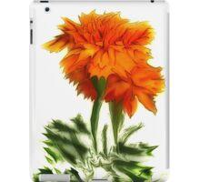 Glorious Marigolds iPad Case/Skin
