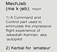 What is MechJeb? - KSP by jammin-deen
