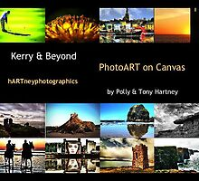 Kerry & Beyond Photoart Book by Polly x