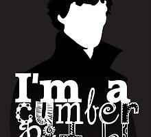 I'm A Cumberbitch by Jessica Slater
