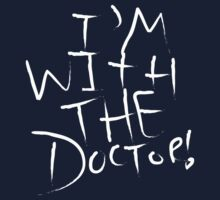 I'm With The Doctor Kids Clothes