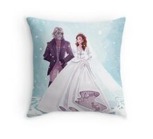 Once Upon a Time Rumbelle Throw Pillow