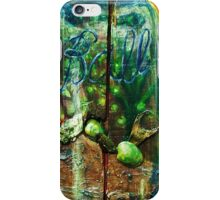 Life in a Jar iPhone Case/Skin