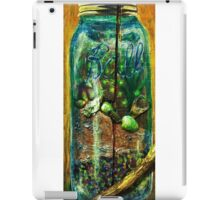 Life in a Jar iPad Case/Skin