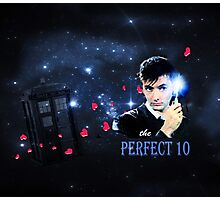 The Perfect 10 Photographic Print