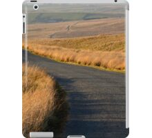 Winding roads in the Yorkshire Dales iPad Case/Skin