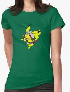 Assassemon Womens Fitted T-Shirt
