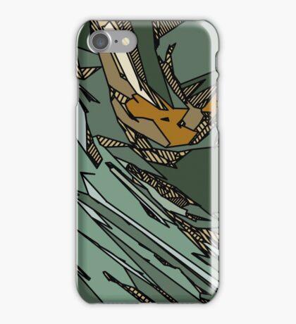 Army Shatter iPhone Case/Skin