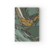 Army Shatter Hardcover Journal