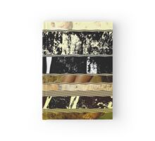 Glitchy Scramble Hardcover Journal